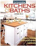 installing kitchen cabinets Fine Homebuilding 159 KITCHENS & BATHS (Fine Homebuilding, 159)