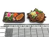 Mr_air_thai_Miniature 2 Miniature Sushi Set Food