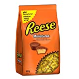 REESE Peanut Butter Cup Miniatures, Christmas Chocolate Candy, Gift, 900 Gram