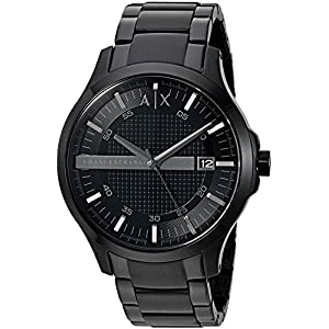 Armani Exchange Hampton Stainless Steel Watch
