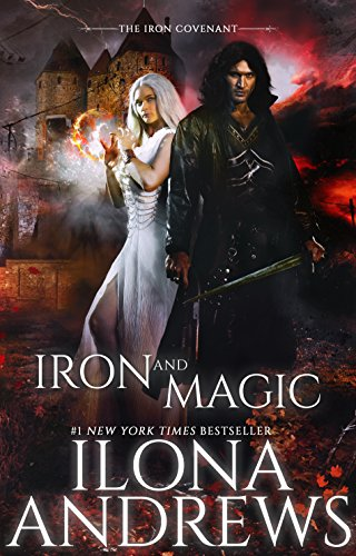 Iron and Magic (The Iron Covenant Book 1) cover