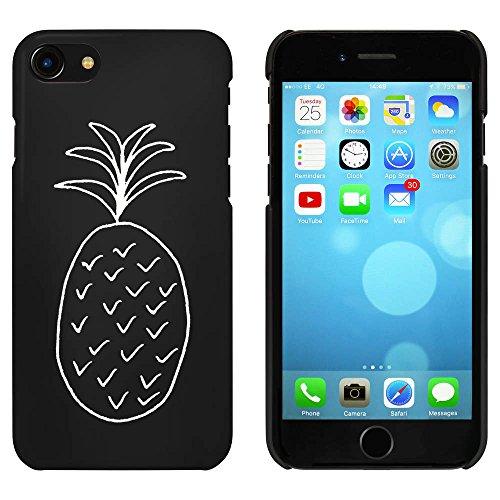 Schwarz 'Ananas' Hülle für iPhone 7 (MC00064609)