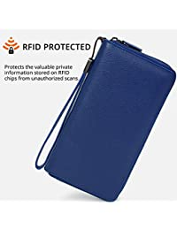 Amazon.com: Blues - Wallets / Wallets, Card Cases & Money Organizers: Clothing, Shoes & Jewelry