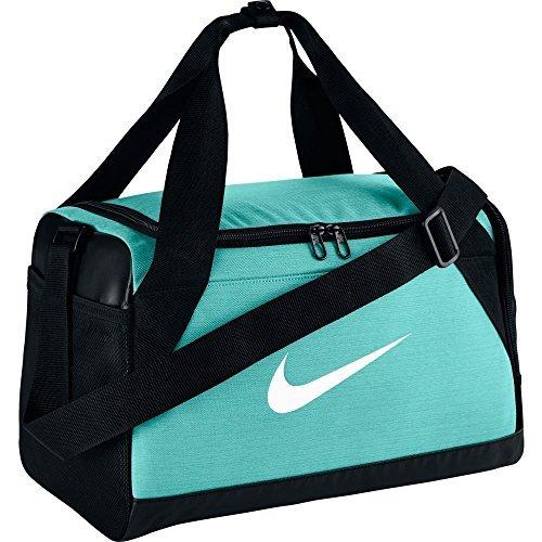 Nike Unisex Brasilia Duffel Bag Aqua