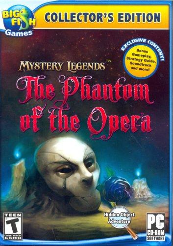 Activision Mystery Legends Phantom of Opera - PC