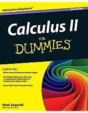 Calculus II For Dummies