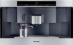 Miele CVA 3660 Máquina espresso 1.5L 20tazas Acero inoxidable - Cafetera (Máquina espresso, 1,5 L, Cápsula de café, 2300 W, Acero inoxidable)