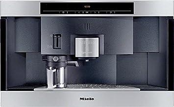 Miele CVA 3660 Máquina espresso 1.5L 20tazas Acero inoxidable - Cafetera (Máquina espresso, 1,5 L, Cápsula de café, 2300 W, Acero inoxidable): Amazon.es: ...