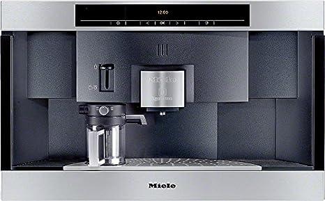 Miele CVA 3660 Máquina espresso 1.5L 20tazas Acero inoxidable - Cafetera (Máquina espresso,