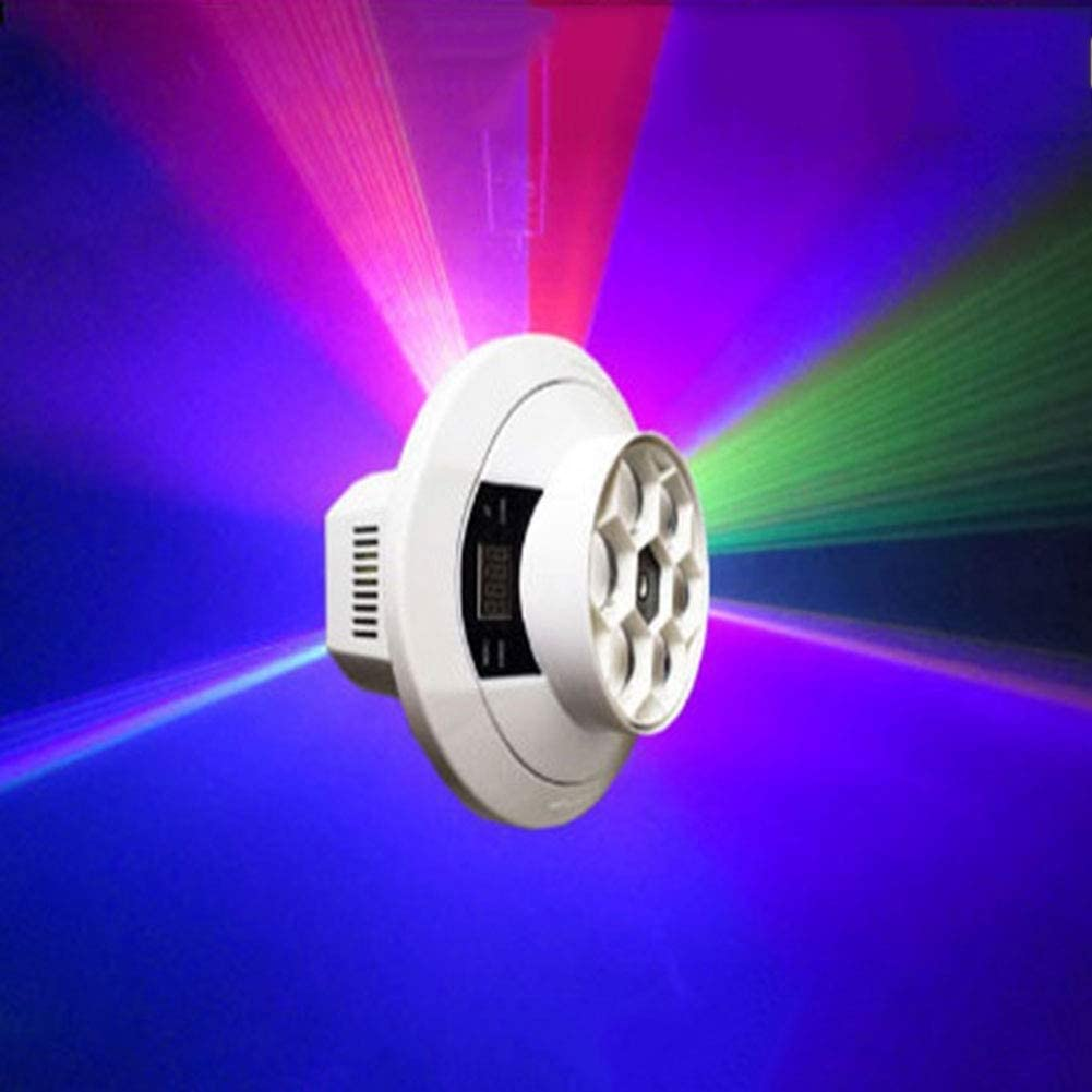 ステージライトシックス・ツェッペリンビームライトKTVのFlashステージライトバールームロータリーカラーライトピクチャーインテリジェント舞台照明回転灯
