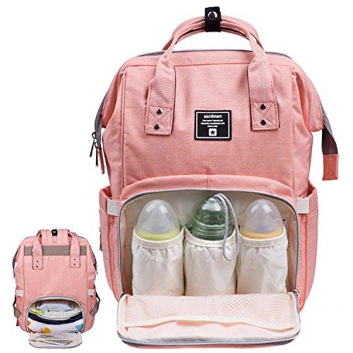 Baby Diaper Bag Backpack Multi-Function Waterproof Travel