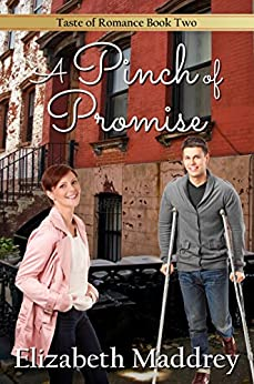 A Pinch of Promise: Contemporary Christian Romance (Taste of Romance Book 2) by [Maddrey, Elizabeth]