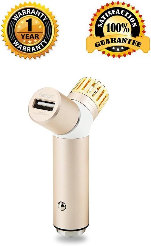 Amazon.es: OSCOO® Purificador del Aire de Coche & cargador USB ...