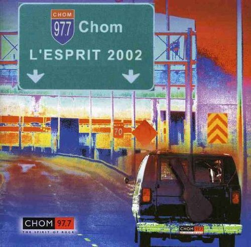 Price comparison product image Chom-FM Espirit 2002 by Various Artists