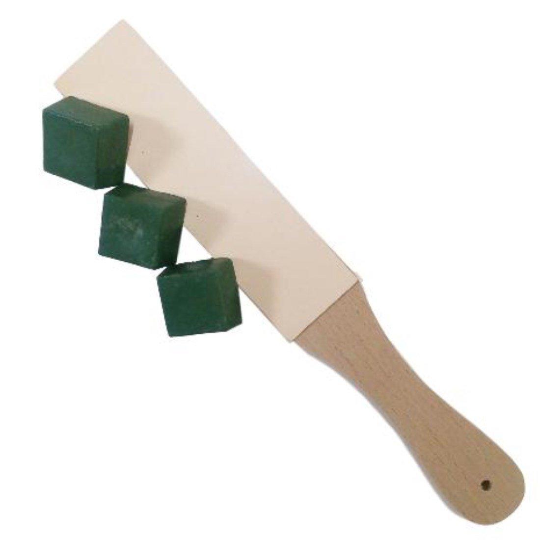 レザークラフト 革包丁 研ぎセット