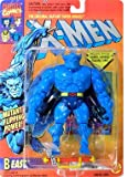 X-Men Beast 1994 Vintage Toy Biz Marvel Action Figure