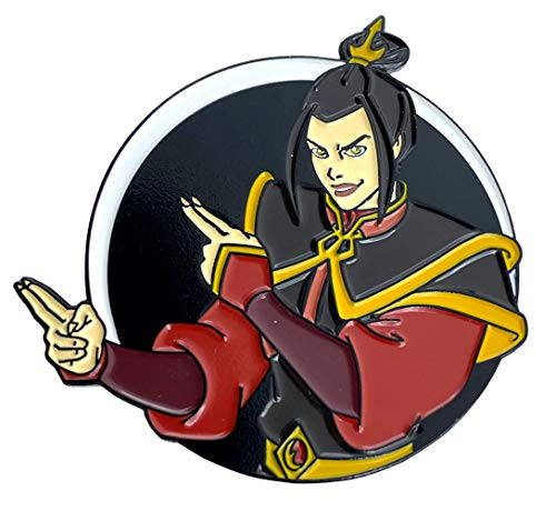 Avatar The Last Airbender - Day of Black Sun Azula - Collectible Pin (Avatar The Last Airbender Katara And Toph)