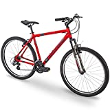 Royce Union 27.5″ RMA Mens 21-Speed All-Terrain Mountain Bike, 18″ Aluminum Frame, Trigger Shift, Red For Sale