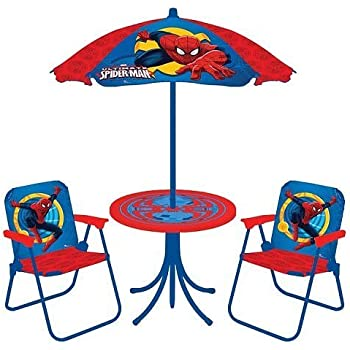Amazon Com Costzon Kids Table And 2 Chairs Set Ladybug