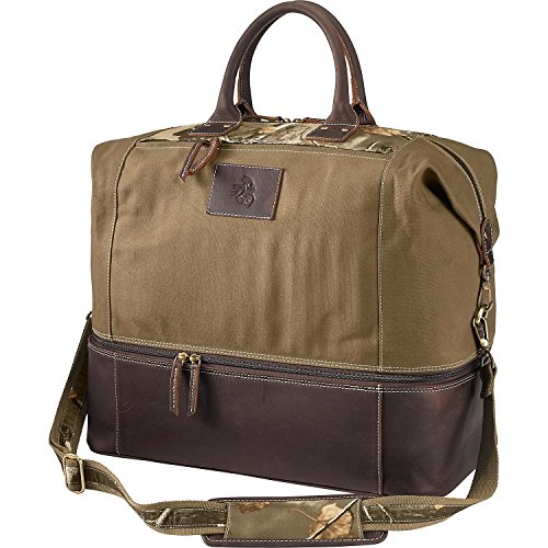 Legendary Whitetails Men's Timber Ridge Sportsman Bag Elmwood by Legendary Whitetails