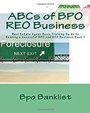 ABCs of BPO REO Business, Bpo Banklist, 1450598501
