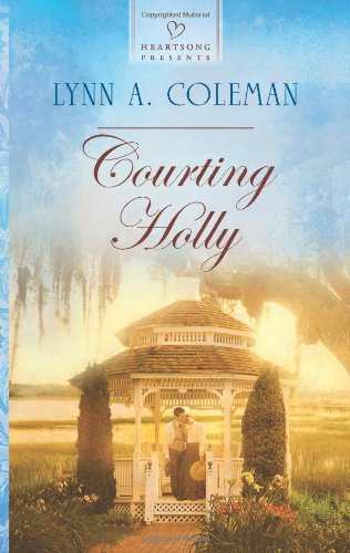 book cover of Courting Holly