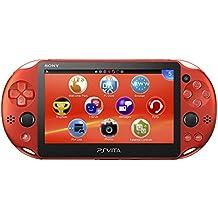 PlayStation Vita Wi-Fi Metallic Red PCH-2000ZA26 (Japan Import)
