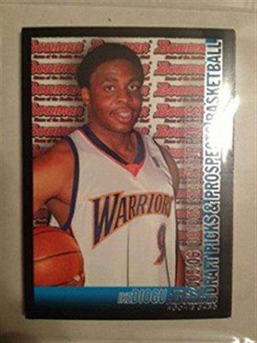 - 2005-06 Bowman Draft Picks Golden State Warriors Team Set 5 Cards Diogu RC Richardson Baron Davis