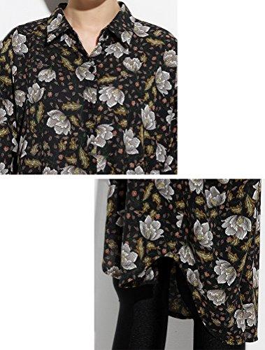 MatchLife - Vestido - vestido - para mujer marrón