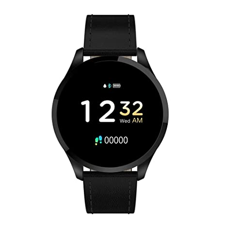 Amazon.com: QUICATCH Q9 Smartwatch 1.22inch Color Screen ...