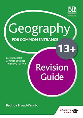 Park Entrance (Geography for Common Entrance 13+ Revision Guide)
