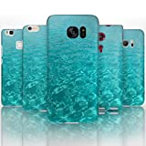 Hairyworm - (BG0062) Light On Water Sony Xperia Z2 semi flex plastic cell phone case, cover, hard plastic cell phone case, cell phone cover, cell phone back cover, cell phone protector