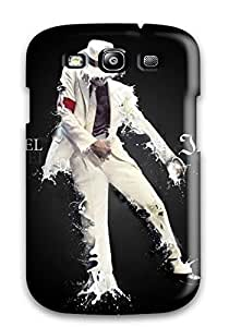 Hot BxZGfTz4262tiTBV Michael Jackson 3 Tpu Case Cover Compatible With Galaxy S3