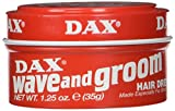 natural wave grease - Dax Wave and Groom Hair Dress, 1.25 Ounce