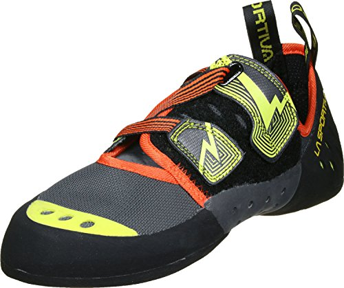La Sportiva OxyGym climbing shoes, Unisex Adult, Unisex adult Carbon