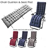 Sun Lounger Chair Cushions, Sundlight Patio