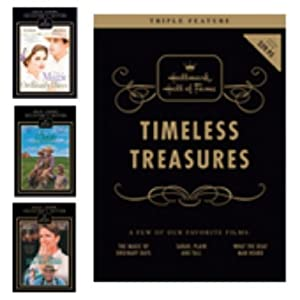Hallmark Hall of Fame Triple Feature - Timeless Treasures 3-DVD Set