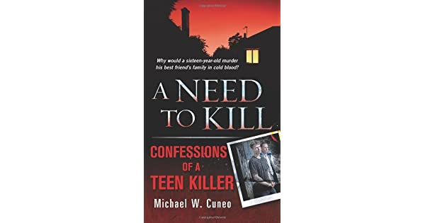 A Need to Kill: Confessions of a Teen Killer: Associate