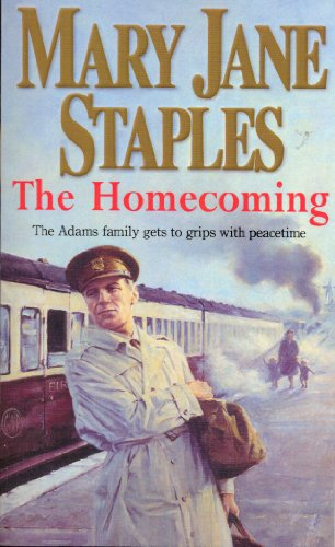 The Homecoming (The Adams Family Book 19)