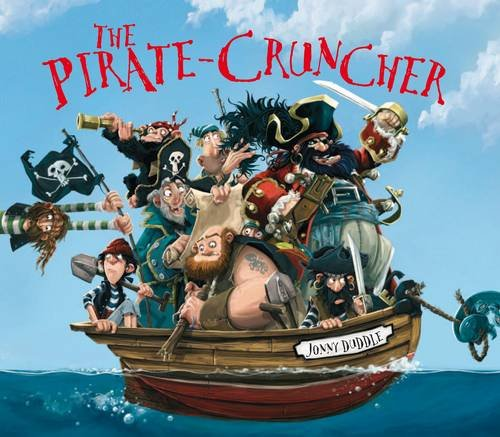 Image result for the pirate cruncher