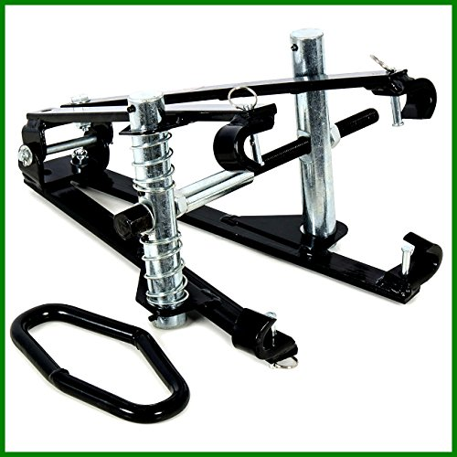 Clamshell Spring Compressor Single Action Strut Replacement For MacPherson Auto Tool Black Tire Body Garages - House Deals (Clamshell Strut Spring Compressor)