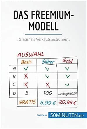 Das Freemium-Modell: