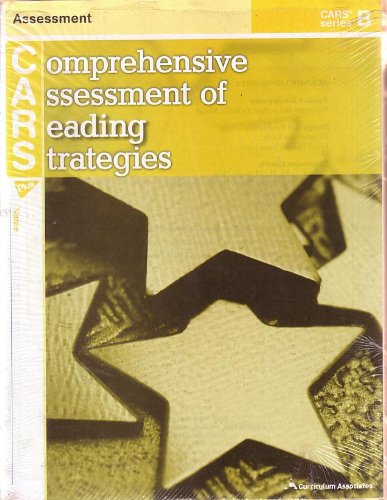 Comprehensive Assessment of Reading Strategies Plus (CARS) Series B Assessment Test