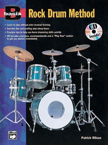Basix®: Rock Drum Method - Bk+CD ()