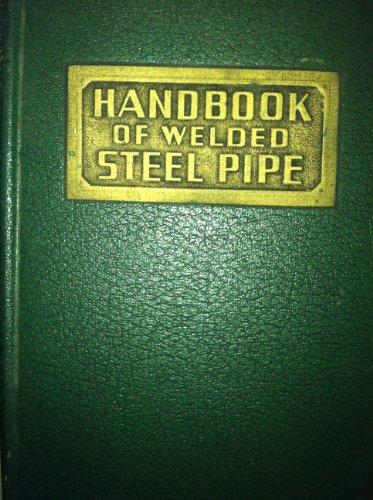 Handbook of Welded Steel Pipe 1942