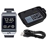 Galaxy Gear 2 Charger - Charging Cradle Dock for Samsung Galaxy Gear 2nd SM-R380 smart wacth (R380)