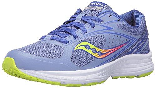 Shoe Coral Seeker 4 Blue M EU 37 M Citron UK Running Saucony B Grid B Women'S Eq7YI