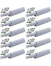 YUOIP® Magnetische Deur vangt Magnetische Latch Damper Buffer Open en sluit de Deur met een Single Push (10 Pack)