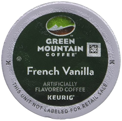 Green Mountain Coffee French Vanilla, Keurig K-Cups (24 (Make French Vanilla Coffee)