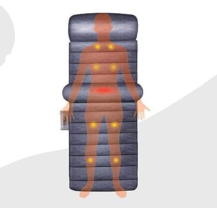 Amazon.com: QREDIAN Colchón de masaje de cuerpo completo ...